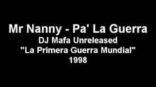 Nanny - Pa' La Guerra ( En El Caballo Blanco )