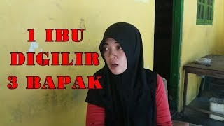 "Download Video JUTAAN ORANG HEBOH! 1 IBU ""DIGILIR"" 3 BAPAK - Busyeet..... ko bisa KUAT??#combrose MP3 3GP MP4"