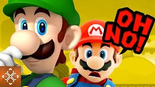 10 Ways Luigi Is Secretly Better Than Mario