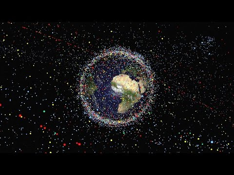 Let's Clean Up The Space Junk Orbiting Earth | Natalie Panek