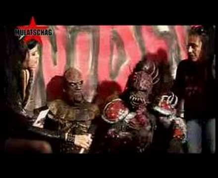 LORDI - Interview with  Monster-Rockers