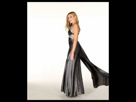 Charcoal Gray Gown | Formal Dress Shops Online