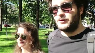 Beyazıt Yangın Kulesi'ne Çıktık! İstanbul Üniversitesi Vlog