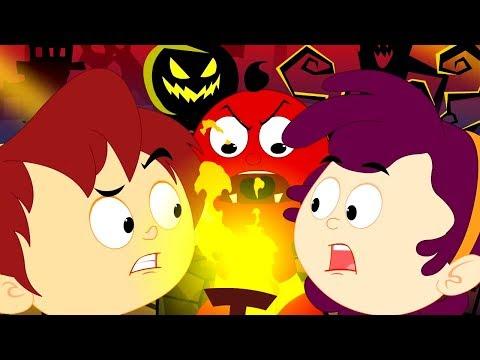 Подготовьтесь страху | хэллоуин детские песни | Prepare for Fright | Hello Halloween Russia