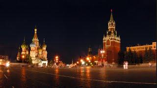 Красная площадь - Гимн России 12 июня - ДЕНЬ РОССИИ!