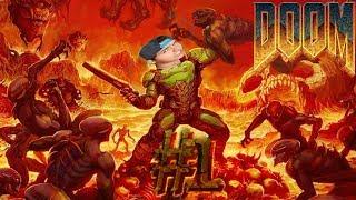 DOOM PS 4 (Game Play) Inicio!!!