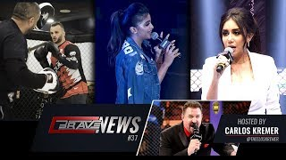 Brave News #37: Fight Week in Jordan, Hala Al Turk and Hanan Redha to perform at Brave 10