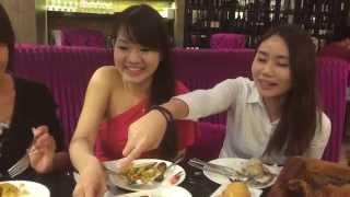 PinkyPiggu & Lin Sitong 林思彤 at Serenity Spanish Bar & Restaurant