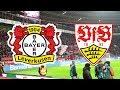 Bayer 04 Leverkusen gegen VfB Stuttgart [Saison 2018/2019] | Impressionen