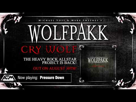 WOLFPAKK - Cry Wolf (2013) // official album trailer // AFM Records