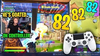 I spectated the best CONTROLLER players ever and was AMAZED by their skills... (must see)