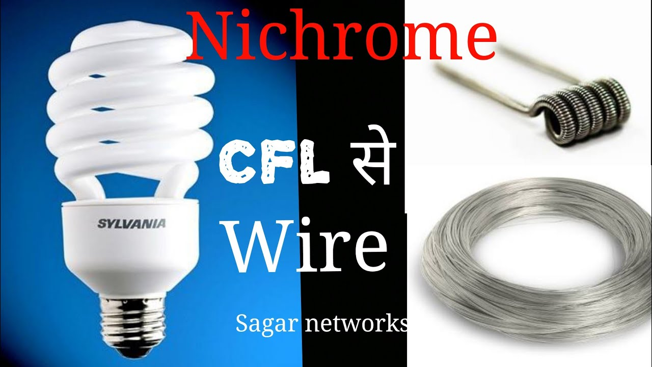How To Find Nichrome Wire At Home Easily