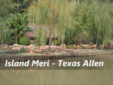 Texas Allen - Island Meri (PNG Music)