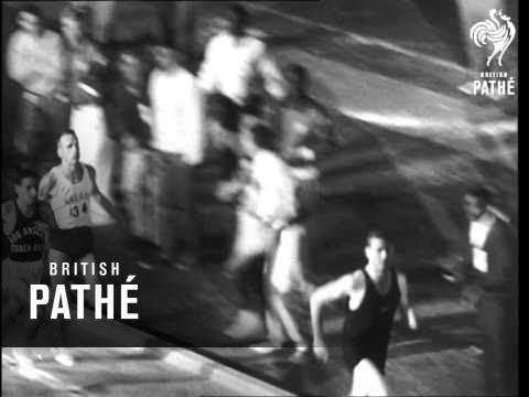 Californian Athletics At Night - Snell Again Beats Beatty (1963)