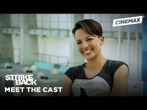 Meet the New Team: Lance Corporal Gracie Novin   Strike Back   Cinemax