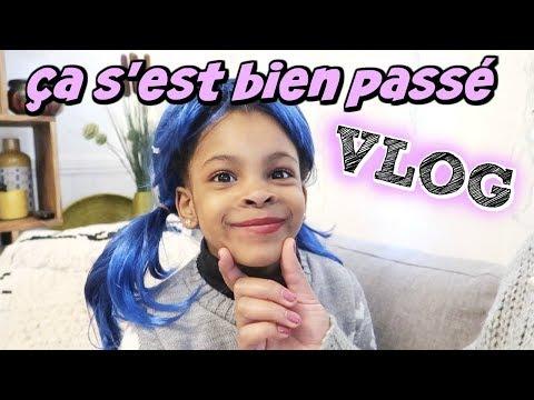 LE JOUR DU CARNAVAL Vlog de maman solo