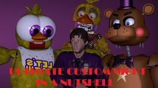 (SFM) Ultimate Custom Night in a Nutshell