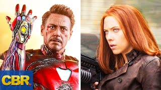 This Avengers: Civil War Deleted Scene Changed The Black Widow Movie