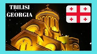 A walking tour of Tbilisi (Georgia)