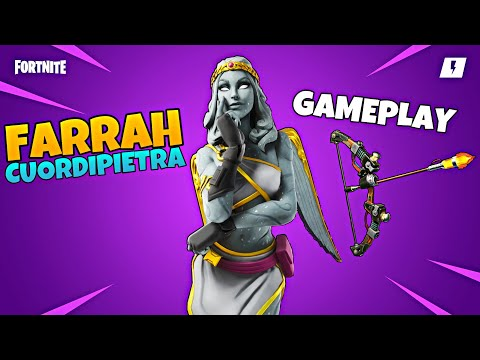 FARRAH CUORDIPIETRA! (Gameplay) | Fortnite - Salva il Mondo