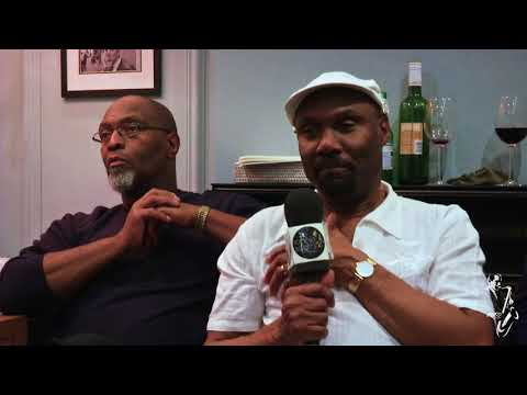 Cymande interview from Ronnie Scott's Jazz Club - 2017