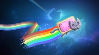 Repeat youtube video Nyan Cat (Alex S. Dubstep Remix)