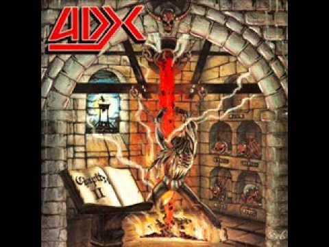 ADX - La Terreur 1986 full album