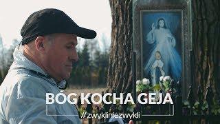 """Katolik-gej: """"To nie bohaterstwo. Bóg jest miłością"""""""