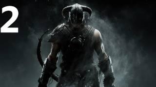 The Elder Scrolls V Skyrim Walkthrough Part 2 - Gameplay