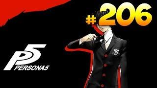 Persona 5 ► запись стрима #206 (2.08.2019)