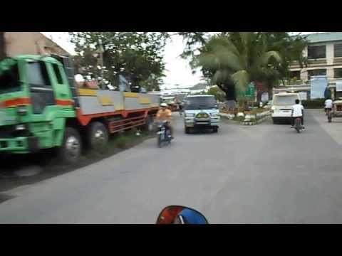 Driving In Catbalogan City Philippines