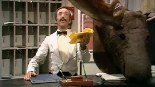 Manuel Practices His English - Fawlty Towers - BBC