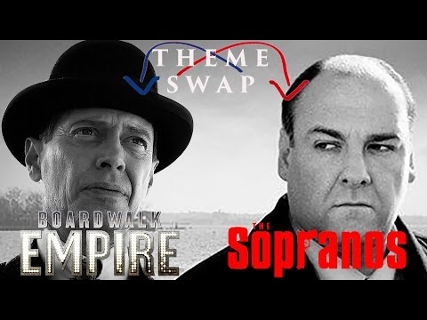 THEME SWAP: Boardwalk Empire/The Sopranos