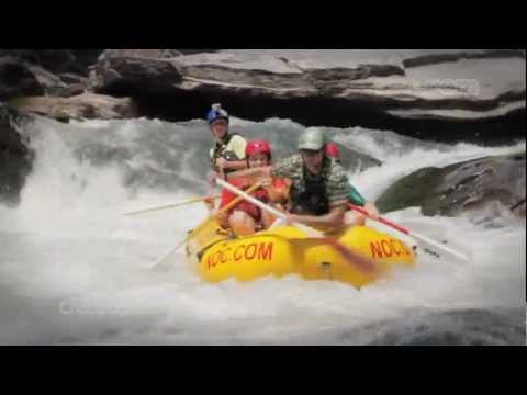 Chattooga Whitewater River Rafting with NOC
