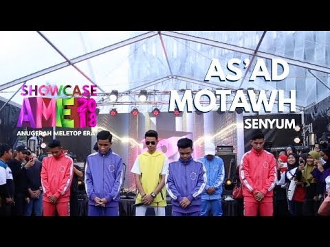 Showcase AME2018 - As'ad Motawh : Senyum