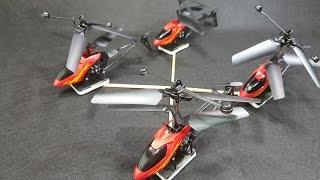 Chế Quadcopter ĐỘC NHẤT THẾ GIỚI