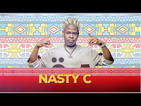 Download Nasty C at #HuaweiJoburgDay