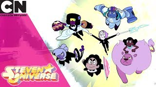 Steven Universe | The Battle Against Blue Diamond | Cartoon Network