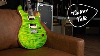 Guitar Talk - PRS SE 2021 24-08 Review