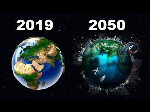 1,000 साल बाद हमारा भविष्य कैसा होगा ?   1,000 YEARS INTO THE FUTURE IN 10 MINUTES