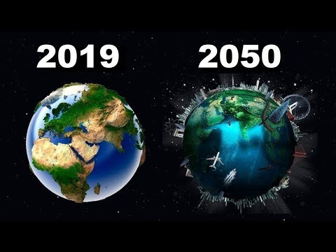 1,000 साल बाद हमारा भविष्य कैसा होगा ? | 1,000 YEARS INTO THE FUTURE IN 10 MINUTES