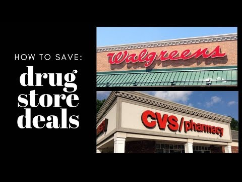 Drugstore Couponing 101: How to Save at CVS & Walgreens + Live Q&A