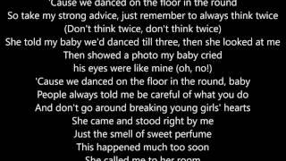 Michael Jackson - Billie Jean - Lyrics Scrolling