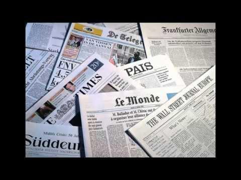 Werden wir von der Presse manipuliert?