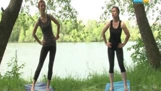 Йога. Урок 5. Сукшма Вьяяма (Тонкие упражнения) - это суставная гимнастика