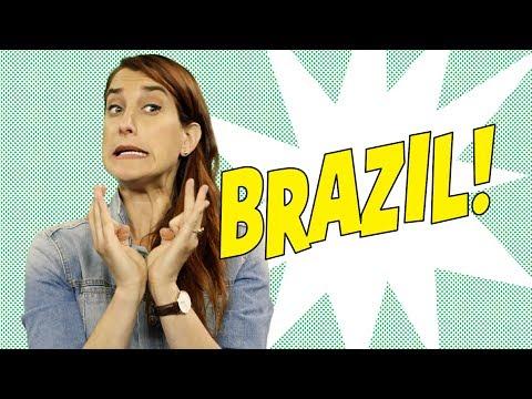 Are Brazilians Latino? - Joanna Rants