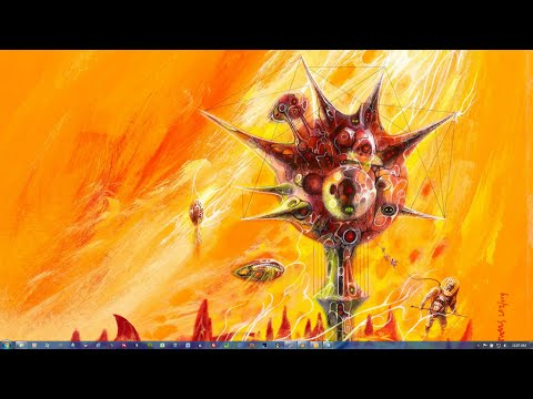 Strangels - Penumbra ~ Richard M. Powers Tribute