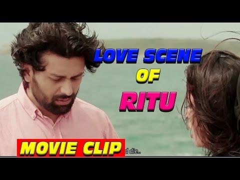 Love Scene of Nepali Movie RITU | Rajballav Koirala/Malina Joshi