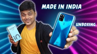 Micromax IN Note 1 Unboxing & First Impressions 🔥🔥🔥 Micromax Is Back 🇮🇳