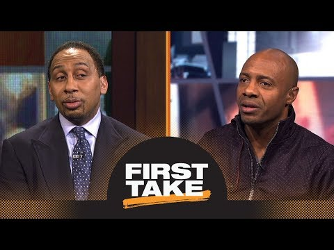 Stephen A. challenges Jay Williams' Final Four pick: Was it emotional decision? | First Take | ESPN